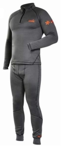 NORFIN THERMAL UNDERWEAR Winter LINE GRAY  ROZ. L