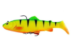 SG 3D Trout Rattle Shad 27.5 275g MS 05-Firetiger