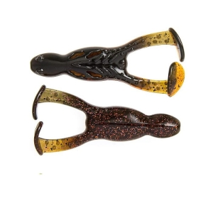 "Reins 4"" 13g Wake Frogs Natural Shell 4szt."