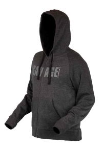 Savage Gear Bluza Simply Savage Zip Hoodie L