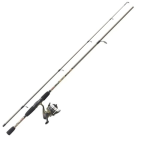 MITCHELL COMBO TANAGER CAMO 2.40m 10-30g rod+reel