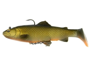 SG 3D Trout Rattle Shad 27.5 275g MS 08-Dirty Roac