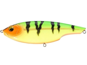 Wobler Sebile LIPLESS GLIDER 11cm 25g FIRE TigerG