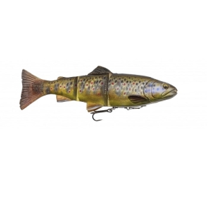 SG 4D Line Thru Trout 30cm 300g MS Brown Trout