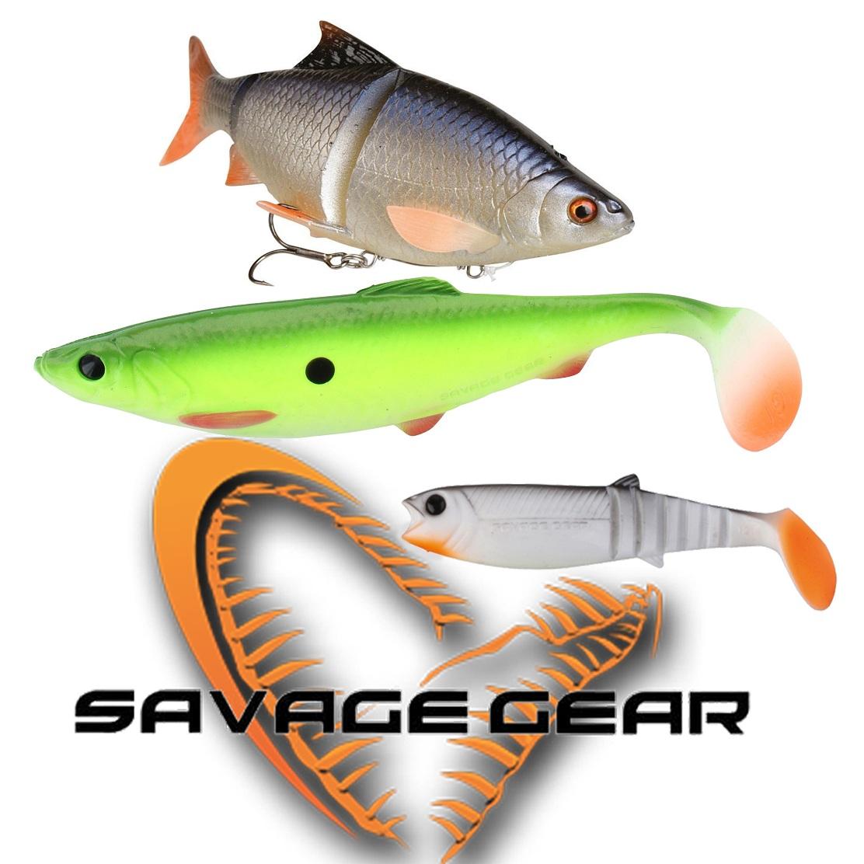 przynęty gumowe Savage Gear