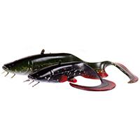 Effzett Real Life Catfish Curl Tail