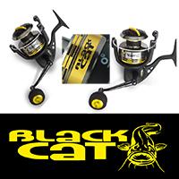 kołowrotki Black Cat
