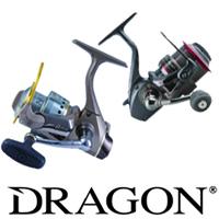 kołowrotki Dragon
