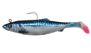 SG 3D Herring Big Shad 25cm 300g 1+2pcs MackerelPH