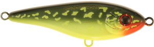 Strike Pro BABY BUSTER 10cm 25g C202F Hot Pike