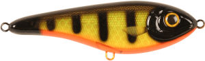 Strike Pro BUSTER Jerk II 12cm 35g C504F N Black Okoboji Perch