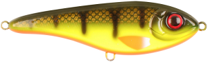 Strike Pro BUSTER Jerk II 12cm 35g C664F N Hot Baitfish
