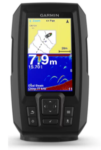 Echosonda Garmin Striker Plus 4, Worldwide w/Dual