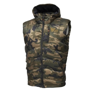 ProLogic Bank Bound Camo Thermo Vest XXL