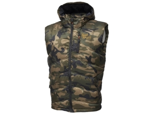 ProLogic Bank Bound Camo Thermo Vest M