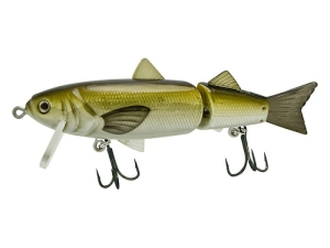 Molix Mader Alive 15cm 48,5g Silver Minnow