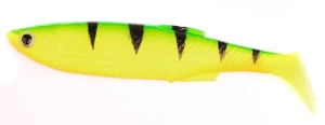 Savage Gear 3D Bleak Paddle Tail 8cm Fire Tiger