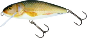 Wobler Salmo Perch 8cm Real Roach