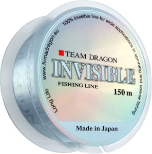 Żyłka Team Dragon Invisible 150m/0,20mm