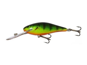 Wobler Salmo Executor SDR 7cm Real Hot Perch